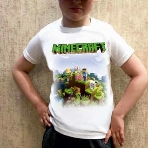 футболка Майнкрафт
