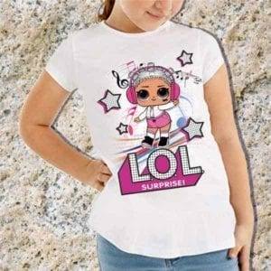 Детская футболка L.O.L
